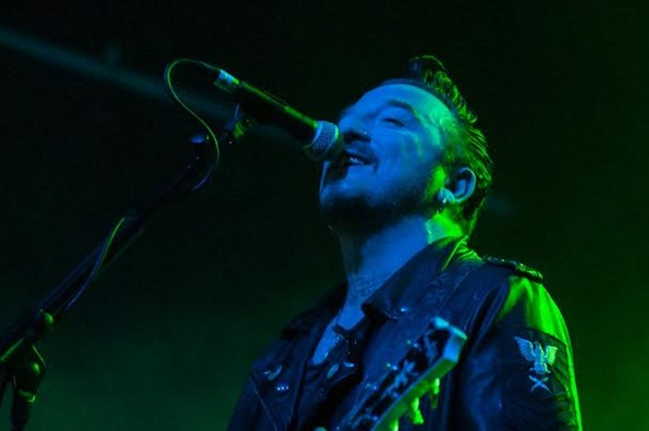 Ginger Wildheart's Halloween Hootenanny: Wolverhampton Slade Rooms – live review