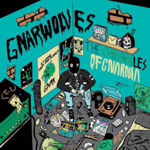 Gnarwolves: The brisling face of one of todays best young punk bands smash into the top 10