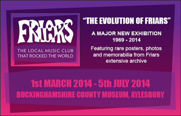 Major Exhibition Celebrates Aylesbury Friars With Ripped Ziggy Shirt And Other Classic Items  | Louder Than War