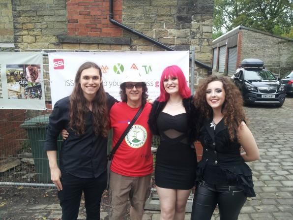 Sam, @hiapop, Rose Redd, Meg