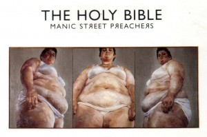 10 thoughts whilst watching Manic Street Preachers play the Holy Bible