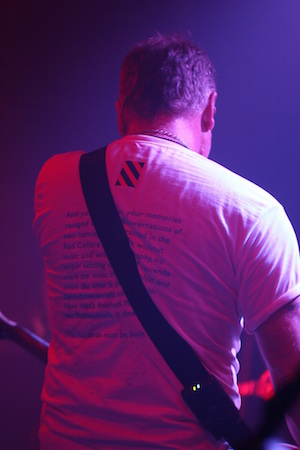 Peter Hook and the Light: Hebden Bridge, Trades Club – live review of night three of the band's three night residency