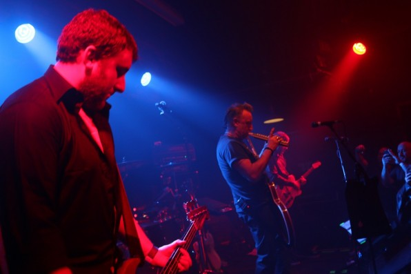 Peter Hook and the Light: Hebden Bridge, Trades Club – live review of night two of the band's three night residency