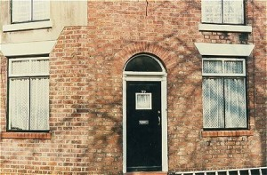 Ian Curtis's former house in Macclesfield up for sale