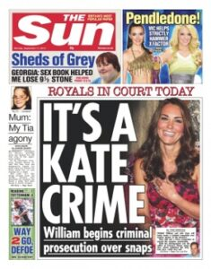 At last! The Sun ditches page 3 (sort of)
