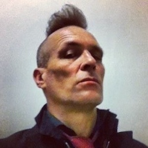 John Robb presents 'the anarchy chat show- an evening of his spoken word and in conversations with quests and music and surprises…' at Edinburgh Festival