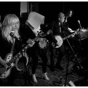 Ye Nuns :  Ravioli Me Away : Brixton Electric  : 26th September  2014  Live Review