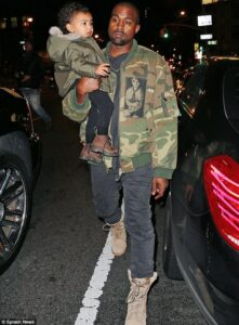 Kanye West wears Richey Manic 4Real' jacket- crass fashionista junk or cool pop statement