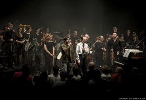 Sparks play Kimono My House : London : Dec 2014 : live review
