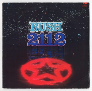 'THE 12 MONTHS OF RUSH' CONTINUES WITH THE RELEASE OF A SPECIAL HOLOGRAM EDITION OF 2112 ON VINYL and Hologram !