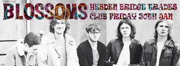 Blossoms: Hebden Bridge Trades Club – live review