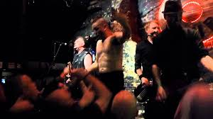 Goldblade and Membranes live at the 12 bar – could be almost last shows in famous venue