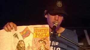 Jeffrey Lewis & The Jrams: The Railway, Winchester – live review