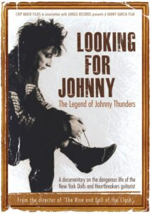 Johnny Thunders 'Looking For Johnny' – DVD review