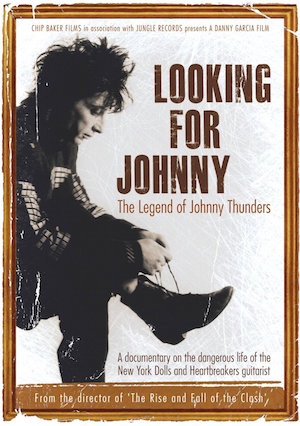 Johnny Thunders: Looking For Johnny Soundtrack – album review