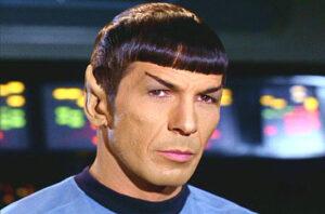 Leonard Nimoy AKA Spock RIP
