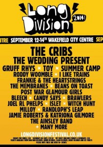Long Division Festival announce great bill and ticket details