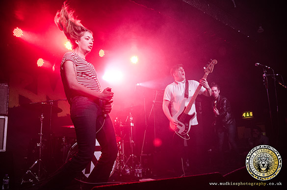 Marmozets: Manchester Academy 3 – photo review