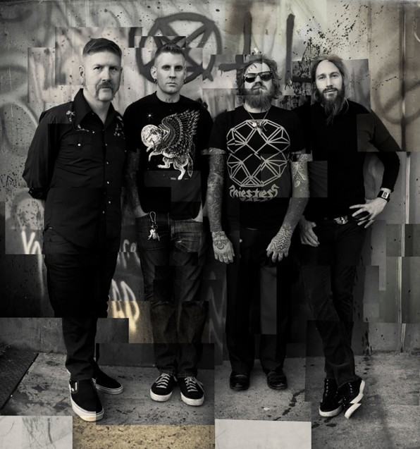 Watch This: Mastodon's New Video For The Motherload Plus Tour Dates