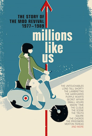 Millions Like Us: 4CD Mod Revival Box Set – album review