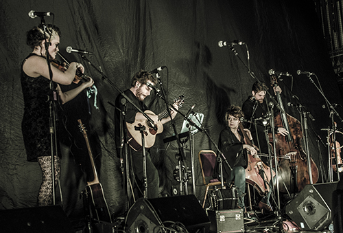 Bellowhead On Tour: The Victoria Theatre, Halifax and Sheffield City Hall – live review