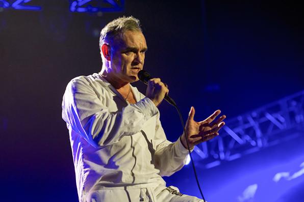 Morrissey | Anna Calvi: O2 Arena, London – live review