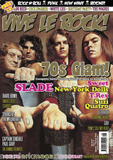 new issue of the great Vive le Rock magazine out now – a glam rock special…-