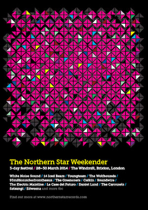 Northern Star Weekender announces great bill of indie and psych noise for March festival