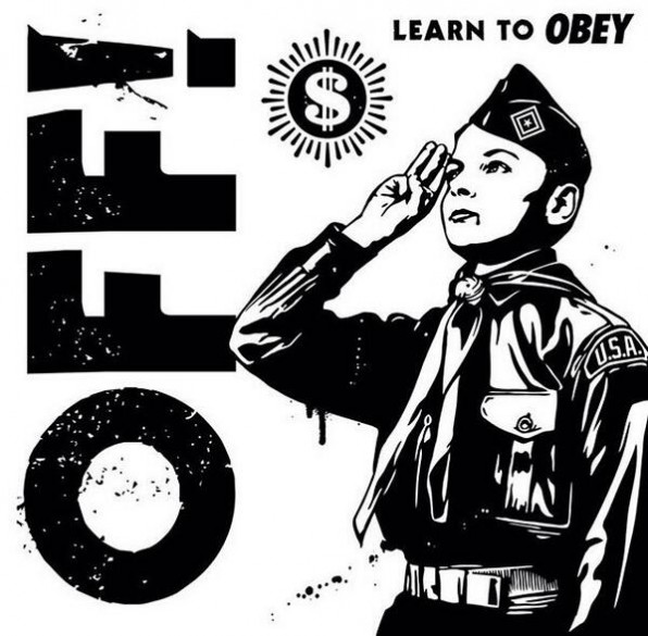 OFF! and Shepard Fairey (OBEY) collab for Record Store Day – new track stream