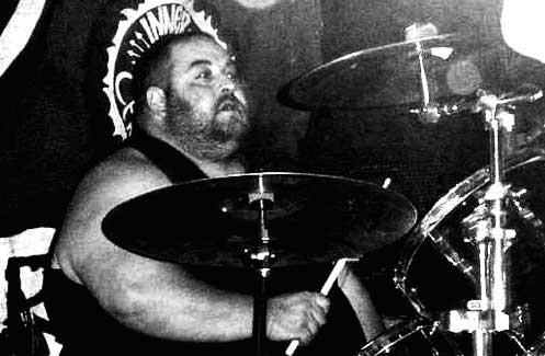 RIP Paco Carreno drummer with Conflict and Inner Terrestrials