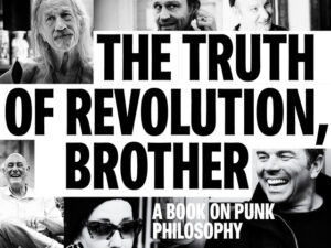 The definitive book on the philosophy of punk has launched a Kickstarter campaign to get printed.