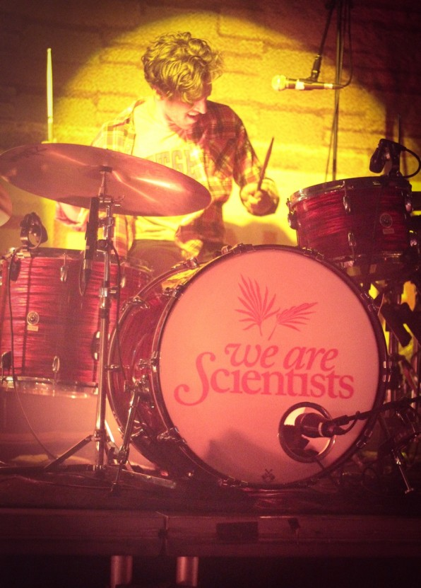 We Are Scientists: Rock City, Nottingham – photo review