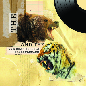 Revenge of The Psychotronic Man Vs Bootscraper 'The Bear & The Tiger' – available now…