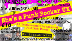Review: She's a Punk Rocker Documentary
