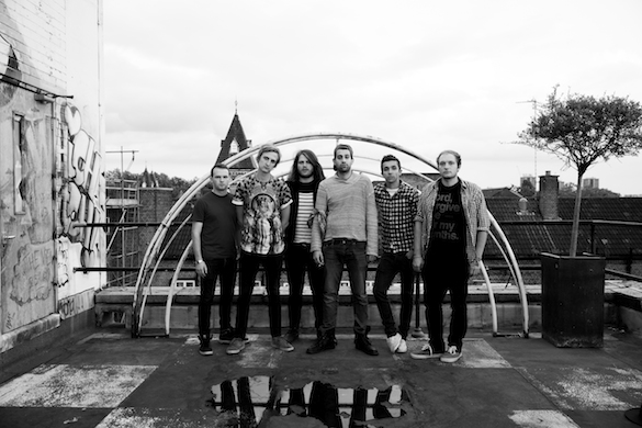Exclusive! Stream New EP By Party-Reggae Collective Shanty Only On Louder Than War