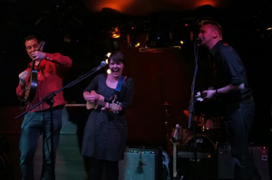 Fay Hallam Trinity, The Spiraltones: Southampton – live review