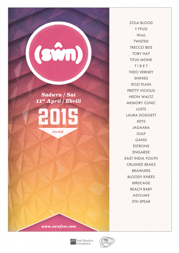 Sŵn Festival Set To Return This Year – Also Announce One-Dayer In April