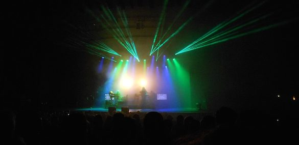 Tangerine Dream perform Sorcerer 1977: The Tivoli Konsersal, Copenhagen, Denmark – live review