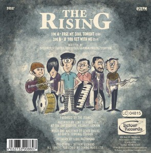 The Rising: Free My Soul Tonight – single review