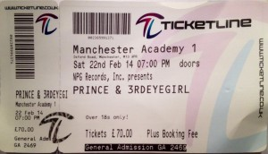 Prince: Manchester Academy One – new review plus great photos