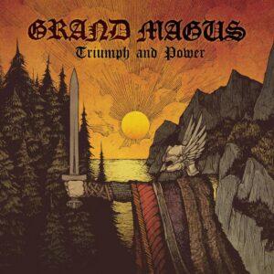 Grand Magus: Triumph & Power – album review