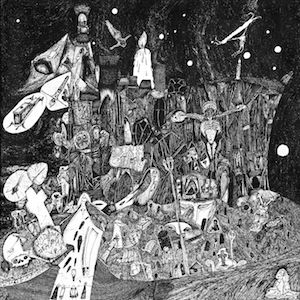 Southern / Outer Himalayan Reissue Rudimentary Peni's Debut LP, Death Church