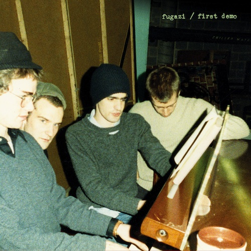 """Fugazi Share The Song """"Merchandise"""" From Their First Demo Release, Upcoming On Dischord Records In Nov"""