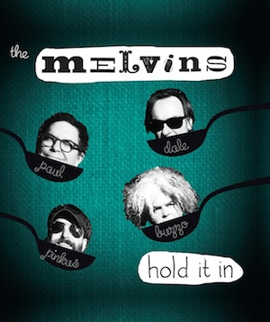 The Melvins preview Brass Cupcake, first song from new album with Butthole Surfers members JD Pinkus and Paul Leary
