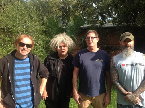 The Melvins return with a brand new album, Hold It In, Featuring Two Butthole Surfers Members