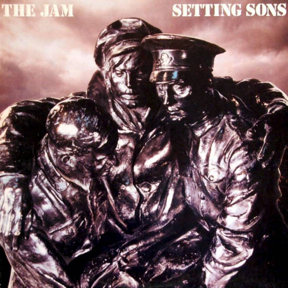 Image result for setting sons the jam