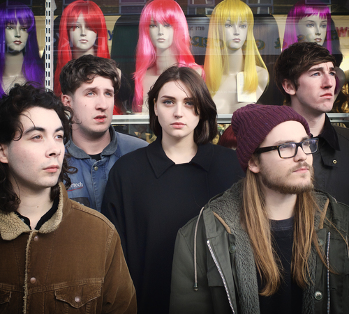 Listen! Joanna Gruesome, whose Weird Sister was number 15 in our 2013 albums of the year list, have a new album out in May.