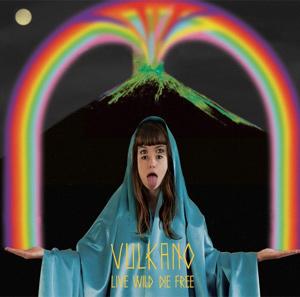 vulkano live wild die free album artwork