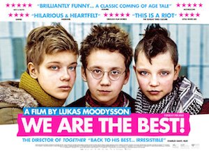We Are The Best! Broadway, Nottingham – film review