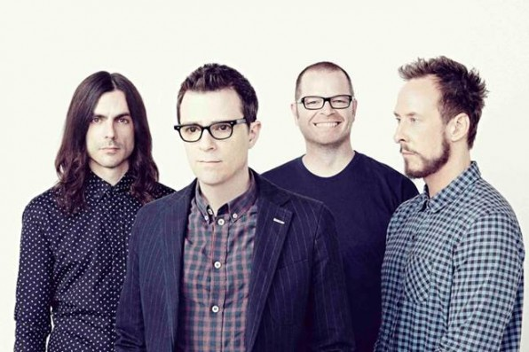 Weezer Release First New Song Since 2010: Back To The Shack